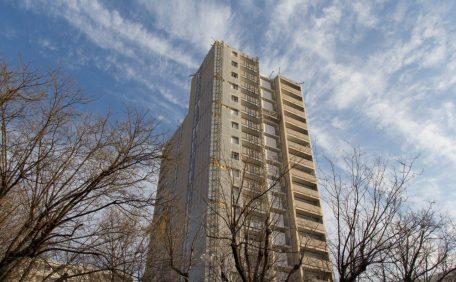La Viste apartment block, France