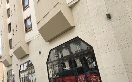 Ibis hotel, Nantes (France)