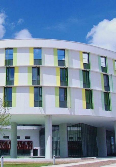 Nouvel Hôpital d'Orléans, France