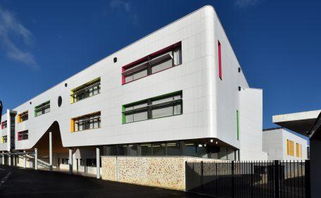 Chevilly-Larue Secondary School, France