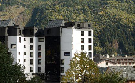 """Outa"" Condominium, Chamonix, France"