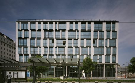 Thiers 3 offices, Lyon, France
