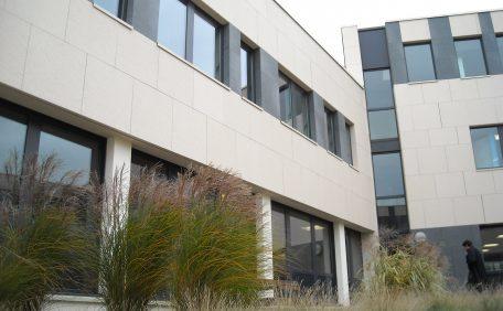 ZAC Valmy offices, Dijon, France