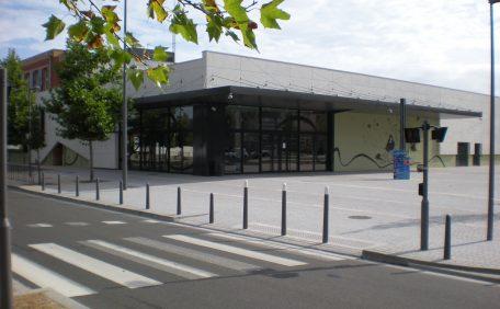 Media library Les Mureaux, France