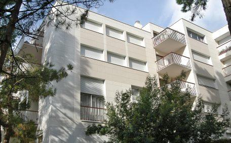 """Les Faunes"" condominium, La Baule, France"