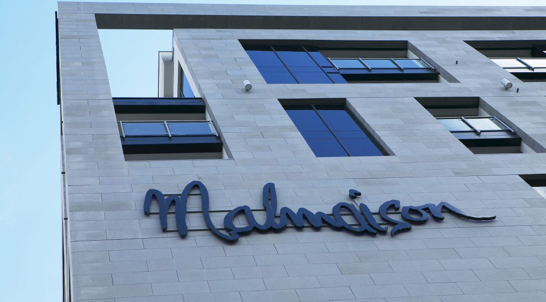 Liverpool Malmaison Hotel rainscreen cladding