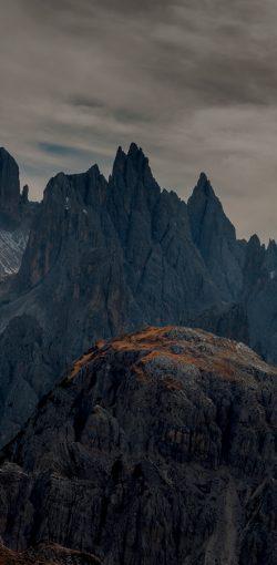 Carea Facade: Mineral inspiration